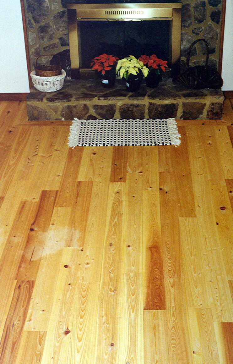 Flooring Southern Yellow Pine